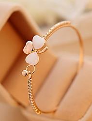 MIKI Diamante Clover Bracelet