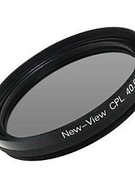 Новый взгляд поляризатора фильтра для камеры (40,5 мм)