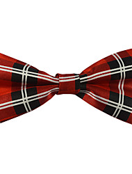 Man's Fashion Color Brillrant Streak Bow Tie(More Colors)