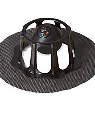 Superficie Chien Chat cheveux Cleaner Duster Set Black multicolore adaptateur secteur 100-240V