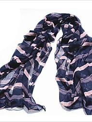 The Girl 's Stripes Paris Garen grote sjaal (sjaal)