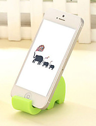 Multi-couleur en plastique iPhone ou iPad Holder