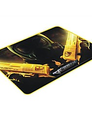 High Quality CF Gaming Mouse Pad Anti-slip Lock Edge (12X10 Inch)