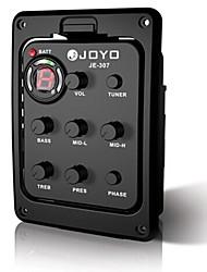 Joyo JE-307 5-полосный эквалайзер с тюнером