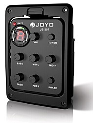 Joyo je-307 eq de 5 bandas con afinador