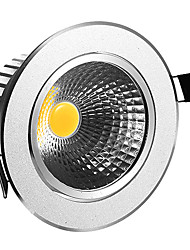 7 W COB 50-500 LM Cool White Dimmable Ceiling Lights AC 220-240 V