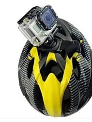 Gopro Accessories Gopro Helmet with Hero3+/2 Rotate 360 Degrees Helmet Fixed Belt Strap