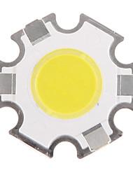 3W COB 280-320LM 6000-6500K Холодный белый свет Светодиодные Чип (9-11V, 300uA)