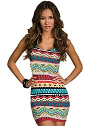 Women's Dresses , Polyester Casual