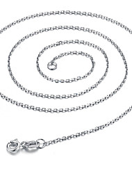 Pure Women's 925 Silver-Plated High Quality Handwork Elegant Necklace