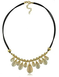 Alloy with Opal Necklaces For Women