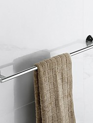 Towel Bar JOMOO ™ contemporain, fini chrome alliage de cuivre