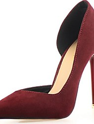 Women's Stiletto Heel Pointed Toe Pumps Shoes