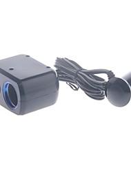 2 - Cigarette Socket adattatore del caricatore accendisigari con indicatore LED blu (12 ~ 24V)