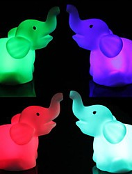 Coway Stand Like A Nightlight Dumbo Villain Light Colorful LED  Night Light