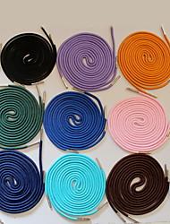 Cotton Shoeslaces A pair Pack(More Colors)