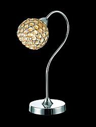 Lâmpadas de mesa, uma luz, Simple Cristal Artístico MS-86377