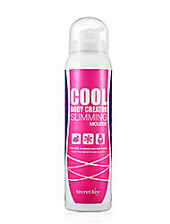 [SecretKey] Cool Body Creator Slimming Mousse 150ml