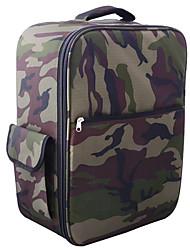 Viagens / transporte Camouflage Ombro Mochila para DJI Fantasma 2 visão