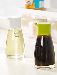 Tampa de vidro colorido Spice raladores (cores sortidas)