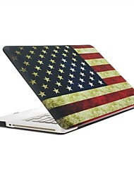 """bandera america flip-abierta protege el caso para 15.4 """"retina macbook"""