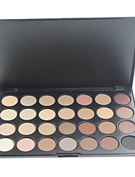 Professional 28 Color Nude Warm  Eye Shadow Palette Makeup Set