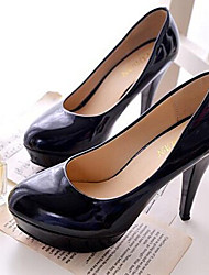 Hobo Will Office Ladys High Heel Shoes With Waterproof Platform