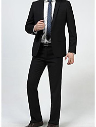 Men's Long Sleeve Set , Polyester Pure
