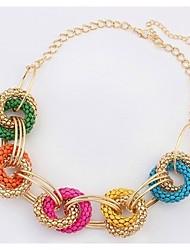 Viva Women's Anomaly Geometric Necklace