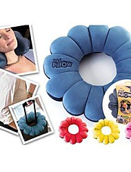 Velvet Travel Pillow , Floral Others