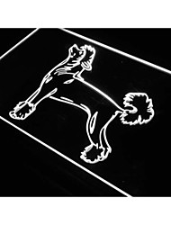 j515 Chinese Crested Dog Logo Pet NEW Neon Light Sign