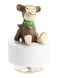 Animal Pattern Revolving Music Box Toys(Random Pattern)