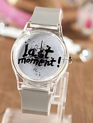 personalità della moda per il tempo libero orologio ultima volta delle donne