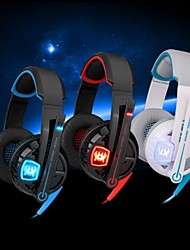 EACH G6000 Stereo Gaming Headphone Headset with Mic