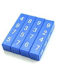 Quick Calculation Blocks Kids Magic Tricks Toys