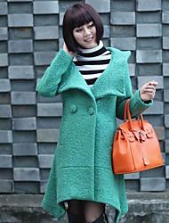 Women's Hooded Trench Coar