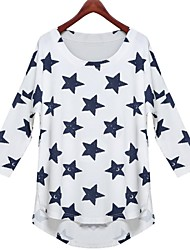 Women's Plus Size Star T-Shirts