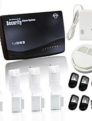 système d'alarme sans fil GSM avec alerte d'appel