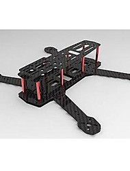mini-MH250 h250 kit moldura de fibra de carbono Quadcopter para FPV