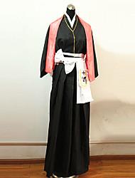 10th Division Lieutenant Rangiku Matsumoto Kimono Cosplay Costume