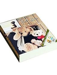 insérer la famille et le bébé grandir photo album25.5 * 22,5 * 5,5 cm