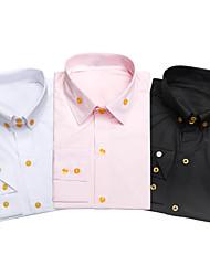 3-Piece Long Sleeve Shirts Combo