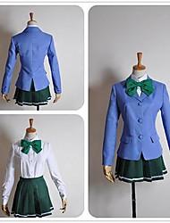 accel mundo Chiyuri traje de cosplay kurashima