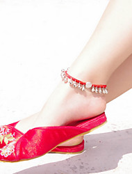 Metal Belly Dance Anklet Decorative Accents for Shoes