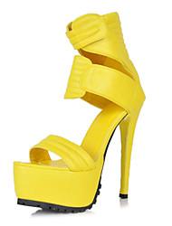 bc neue Neuheit Frauen Pfennigabsatz Plattform Sandalen