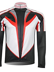 XINTOWN Men's Cycling Tops Long Sleeve Bike Spring / Summer / Autumn / WinterThermal / Warm / Ultraviolet Resistant / Quick Dry / Front