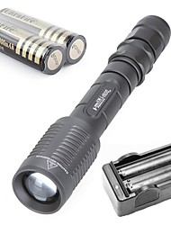 Trustfire LED Flashlights/Torch Bike Lights Lanterns & Tent Lights HID Flashlights/Torch Diving Flashlights/Torch 3000 Lumens ModeCree