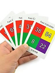 Fast Calculate Kids Magic Tricks Toys