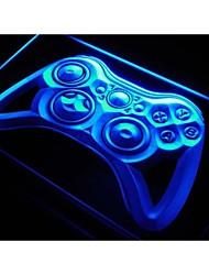 i733-Game-Controller-Konsole Bar Pub Neon-Licht-Zeichen