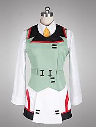 infinita stratos tatenashi katana sarashiki traje de cosplay